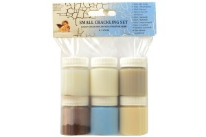 Small Crackling Set 6x25 ml.