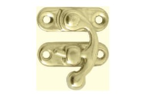 Spynelė auksinė 2,9x3,2 cm. 1738
