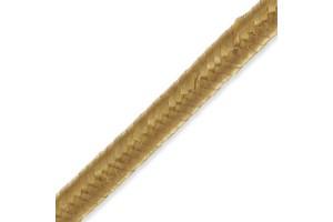 Sutažo juostelė auksinė 3 metrai
