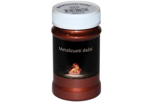 Paint 100 ml. metalized (Copper)