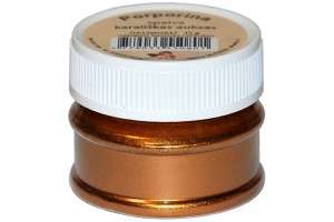 Metallic pigments 25 ml. (royal gold)