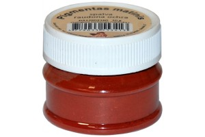 Matt pigment (red ochre) 10 g.