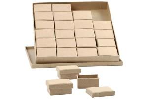 Kartoninė dėžutė, 5x7 cm.,1 vnt., CR26489