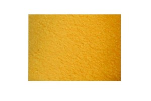 Fleece, 150x125 cm., yellow