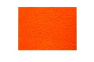 Flysas, flisas 125x150 cm., oranžinis