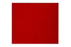 Fleece, 150x125 cm., red