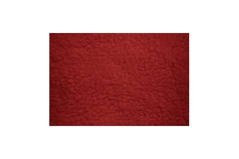 Flysas, flisas 125x150 cm., raudona