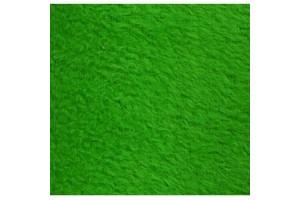 Fleece, 150x125 cm., green