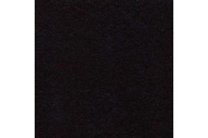 Filcas 45 cmx1 m.,  juoda 1,5 mm. 45038