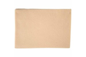Felt pack, 10 sheet, cream