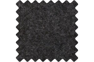 Felt pack, 10 sheet, black, texture