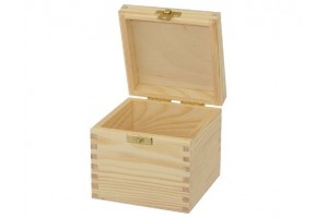 Wooden box coffe, for tea 1284
