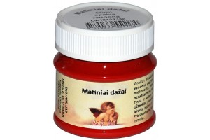 Paint 50 ml. (red)