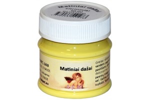 Paint 50 ml. (lemon yellow)