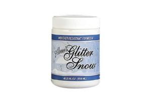 Pasta sniego efektas blizgus, 118 ml.