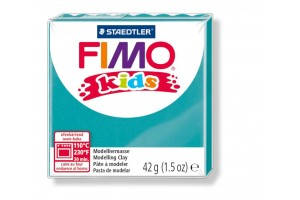 "Polimer clay ""fimo kids"" turquoise"