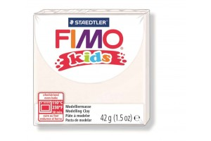 "Polimer clay ""fimo kids""white"