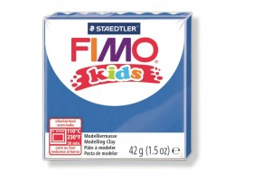 "Polimer clay ""fimo kids"" rblue"