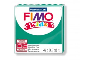 "Polimer clay ""fimo kids"" green"