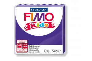 """Polimer clay """"fimo kids"""" lilac"""