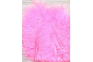 Feather, pink