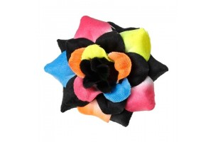 Dirbtinė gėlė marga  5x4 cm.