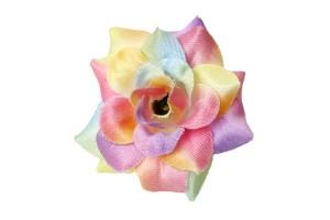 Dirbtinė gėlė spalvota 5x4 cm