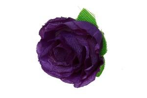 Dirbtinė gėlė violetinė 5x4 cm