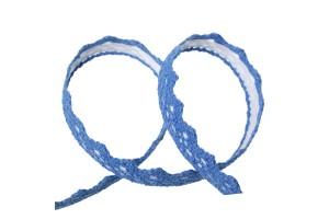 Nėrinys lipdukas mėlyna 18 mm 1 m