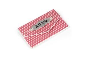 Die gift card folder