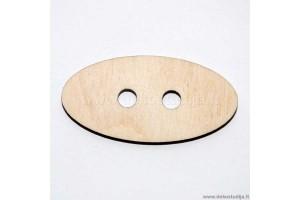 Saga ovali 5x2.5 cm. P2-7