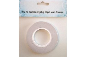 Tape double-sided adhesive tape 9 mm