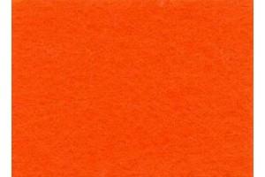 Filcas 20x30 cm., 1 mm., oranžinis