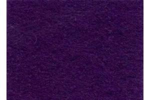 Filcas, 20x30 cm., 1 mm., tamsiai violetinis