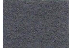 Felt, 20x30 cm., 1 mm., dark grey