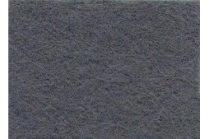Filcas, 20x30 cm., 1 mm., tamsiai pilka