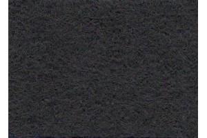 Filcas, 20x30 cm., 1 mm., labai tamsi pilka