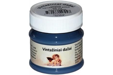 Akriliniai vintažiniai dažai 50 ml. (pelenų pilka)