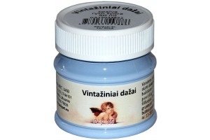 Acrylic vintage paint 50 ml. (morning blue)