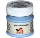 Akriliniai vintažiniai dažai 50 ml. (tamsiai mėlyna)