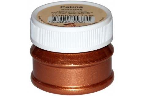 Patina 25 ml. (sidabras)