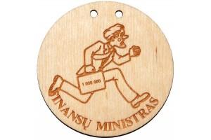 Vestuvinis medalis RAM4-1