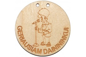 Vestuvinis medalis RAM4-19
