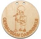 Vestuvinis medalis RAM4-18