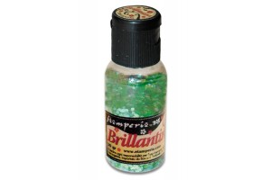 Glitter emerald green 20 gr. K3GP10
