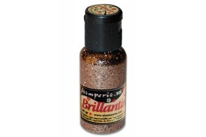 Glitter dark copper 20 gr. K3GP15