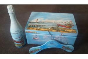 Memory box, bottle, clothe hanger