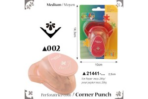 Easy Punch, corner,  25 mm.,  V21441-010