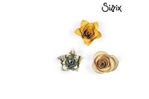 Sizzix Sizzlits die card bracket insert, VSIZ657993