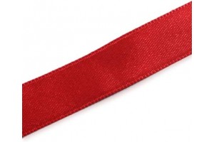 Sattin ribbon 16 mm. red